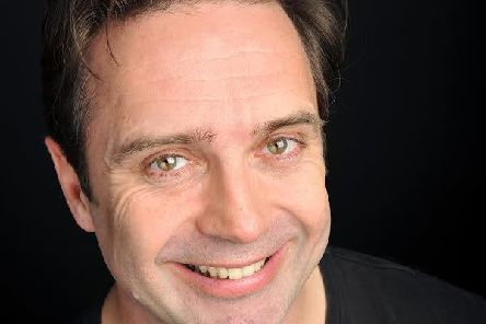 Comedian Phil Nichol will be appearing at Woofers Comedy Club