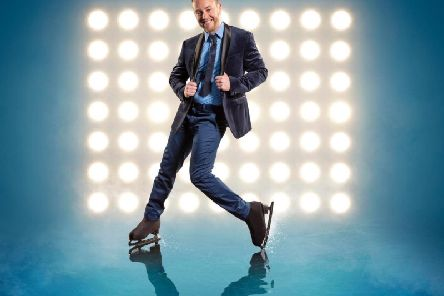 Blackpool star and Dancing on Ice assistant creative director Dan Whiston Pictures: ITV PLC