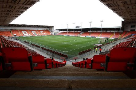 Blackpool FC denies it is liable for the alleged abuse by former scout Frank Roper in the 80s