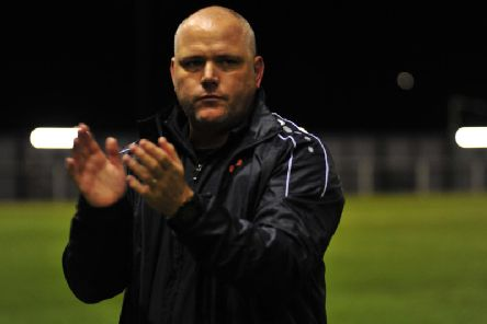 Jim Bentley's AFC Fylde are five points from safety in the National League