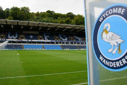 Adams Park is the venue for tonight's clash