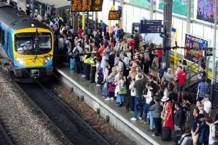 Rail delays in the North now worse than after May timetable fiasco