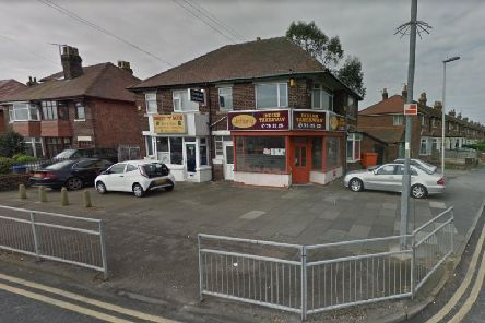 Sweet n Sour, Cherry Tree Road. Photo: Google Maps