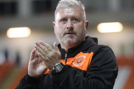 Terry McPhillips wants even more out of his in-form Blackpool side