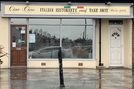 Ciao Ciao on Devonshire Road, Blackpool