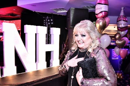 Linda Nolan had her 60th birthday party at Viva Blackpool