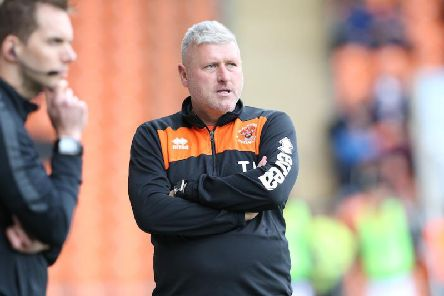 Terry McPhillips is hoping Blackpool can get back to winning ways at Bradford City this weekend