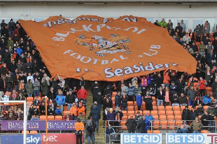 Blackpool FC's board has listened to feedback from supporters