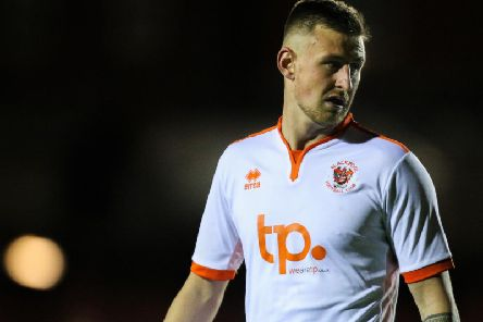 Scott Quigley has signed for National League side Barrow