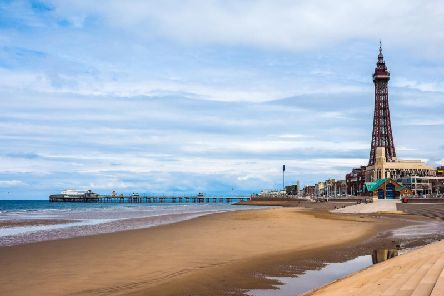 The second bank holiday of May is just around the corner - but will the weather in Blackpool be cool and grey or sunny and warm?