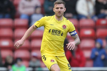 Fleetwood Town's Ash Eastham