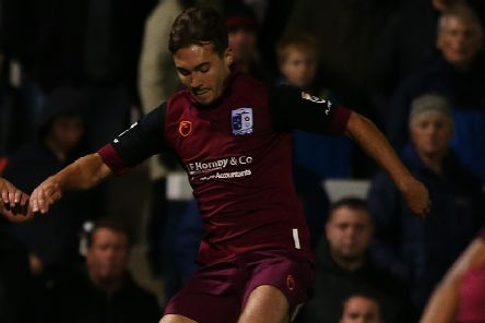 Barrow defender Dan Jones is a reported target for Fleetwood Town and Blackpool