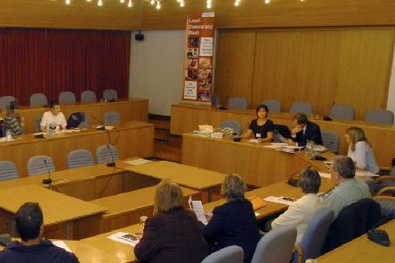 Climate change was on the agenda at Wyre's full council meeting