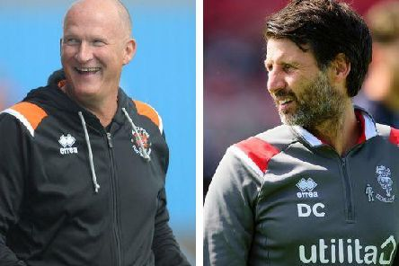 Blackpool and Danny Cowley's Lincoln City have enjoyed perfect starts to the new season