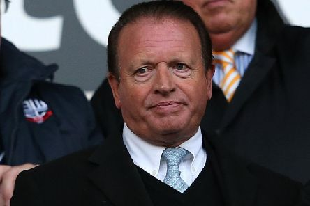 Former Bolton Wanderersowner Ken Anderson walked away with 240,000 from the sale of the club to Football Ventures. (Bolton News)