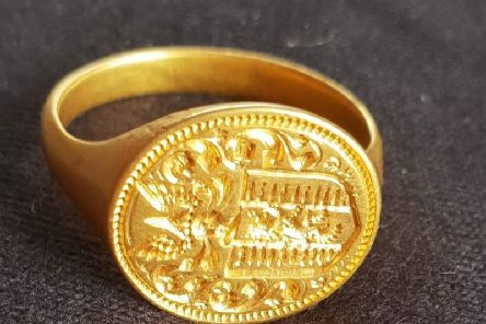 Michelle's ring