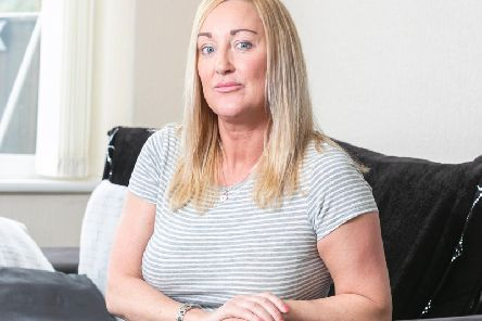 Caroline Bawdon was tormented by her parents' neighbour Stanislaw Johnson