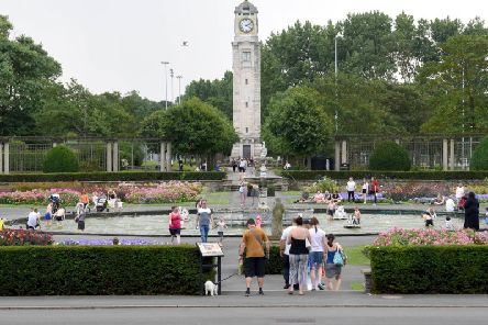 Blackpool's Stanley Park has been crowned the best in the UK
