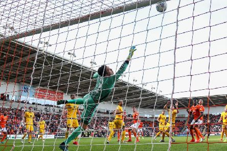 It was a day to forget for the Seasiders