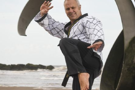 Craig Abernethy is bringing Korean martial arts to children and adults on the Fylde coast.