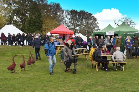Burton Agnes Hall will host its annual Autumn Fair this weekend.