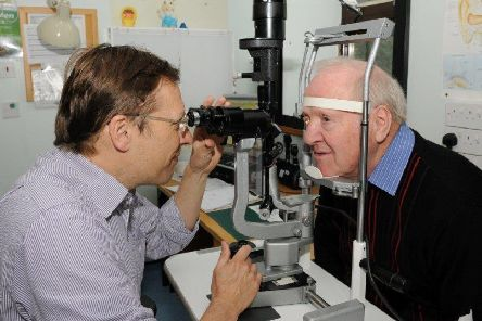 The Bridlington Eye Assessment Project is hoping people over 60 will take part in the major study.