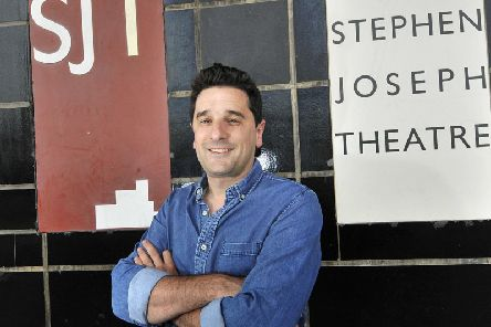 Artistic director of the Stephen Joseph Theatre unveils the new summer repertory season