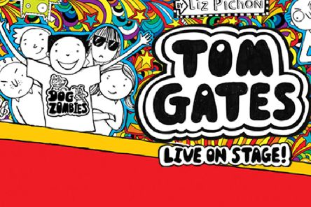 Tom Gates comes to Hull New Theatre