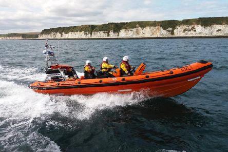 Flamborough Lifeboat