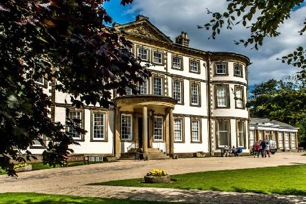 The Orangery at Sewerby Hall will host a series of concerts this month.