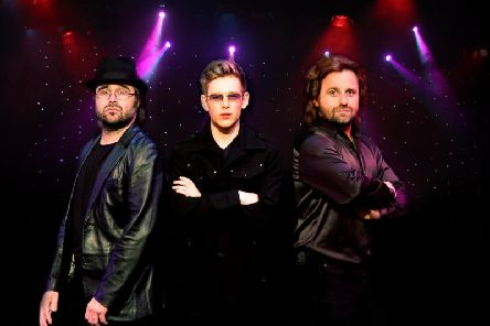 Bee Gees tribute band is at Scarborough Spa