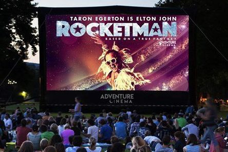 Rocketman and Bohemian Rhapsody will feature at Sewerby Hall.