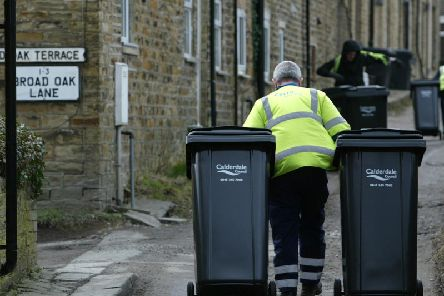 What you need to know about recycling Christmas waste in Calderdale