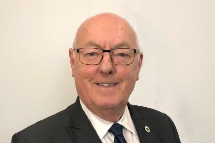 Councillor David Kirton (Conservative, Hipperholme and Lightcliffe)