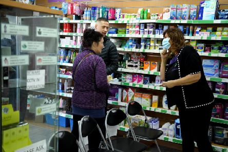 How you can help pharmacies cope under the intense pressure