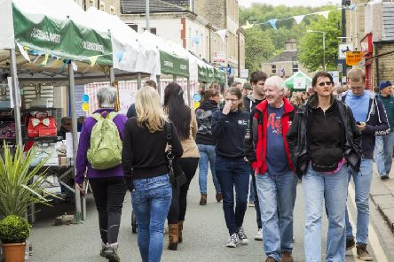 Spring Artisan Market is returning to Brighouse
