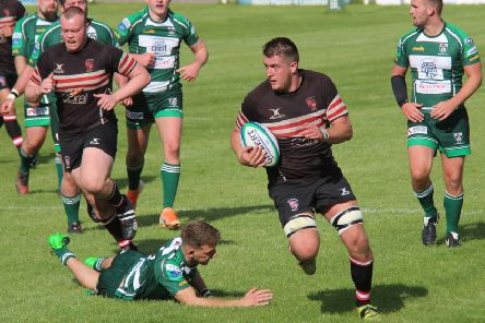 Old Brodleians secured an opening day win. Pic: Robin Sugden.