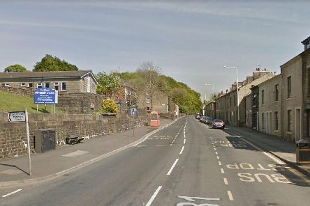 Brooklyn Cross, 20, of Bank Parade, Burnley, has been charged with sexual assault after a woman was attacked in Newchurch Road, Stackheads at around 12.15am on Saturday, October 19. Pic: Google Maps