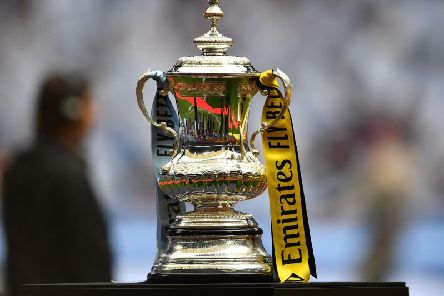 Burnley face Peterborough United in the FA Cup in January.