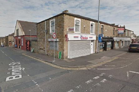 The junction of Colne Road and Bright Street where the crash took place. Picture from Google maps