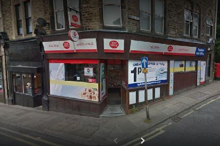 A new applicant is going through the recruitment process to take over at Padiham Post Office after the former tenant forfeited the lease.