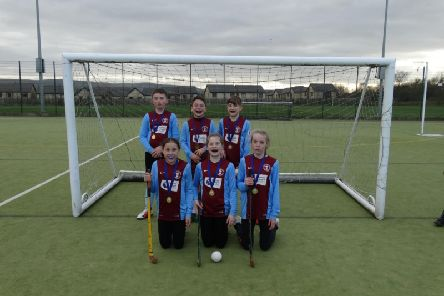 Wellfield Methodist and Anglican Church School came out on top in the SPAR Lancashire School Games quicksticks competition.