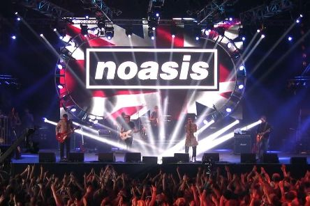 Noasis are headlining the Friday night at Ribble Valley Live
