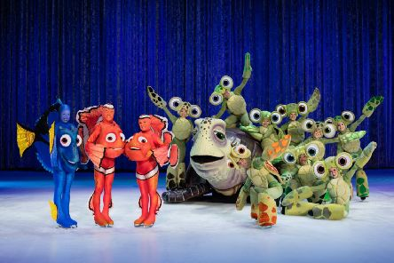 Disney On Ice Celebrates 100 Years of Magic.