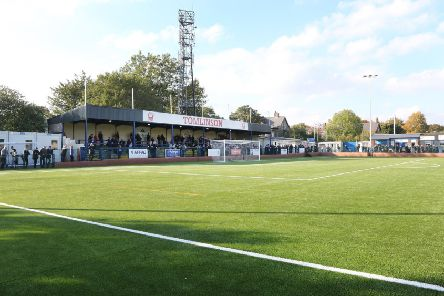Tarmac Silverlands Stadium is home to Buxton FC and Buxton Rugby Club
