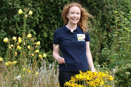Jackie Wragg is helping youngsters discover wildlife on their doorstep through the Fairer for Nature project.