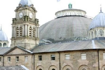 Devonshire Dome campus in Buxton.