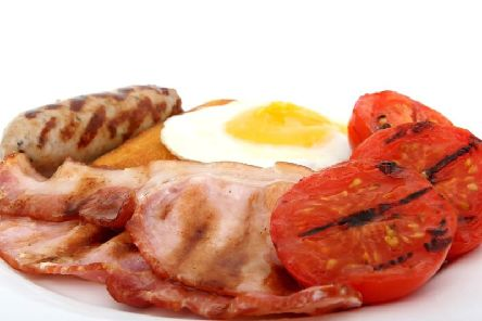 Who doesn't love a full english?