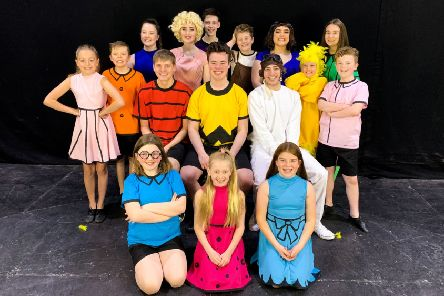 You're A Good Man, Charlie Brown, presented at New Mills Art Theatre.