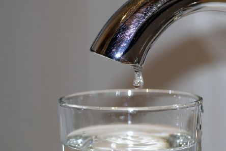 A number of Buxton homes are without water.